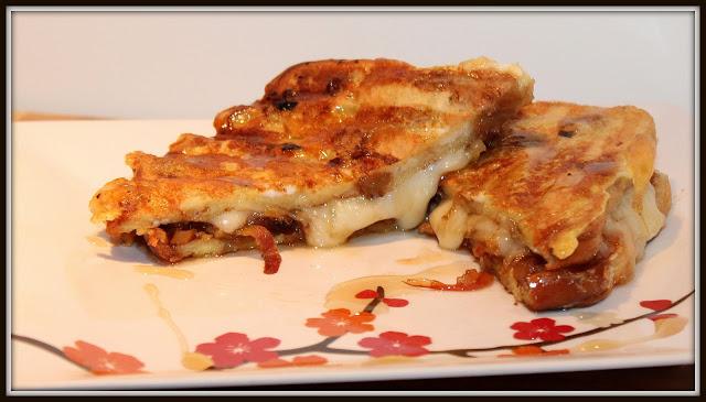 Grilled cheese d'amoureux - Cinq Fourchettes
