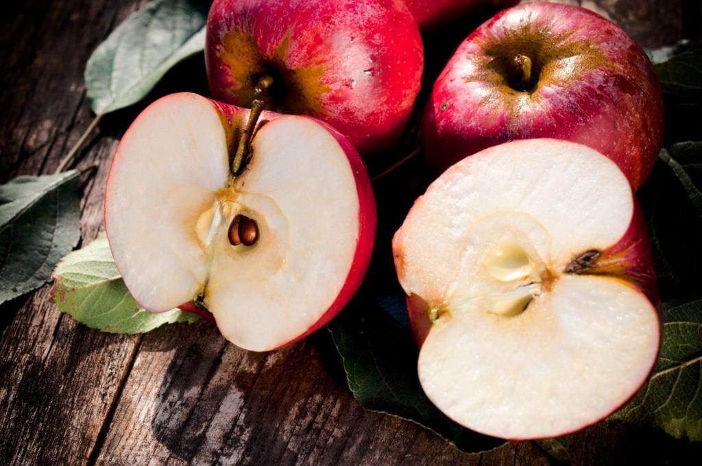 Idées cadeaux aux profs Des pommes