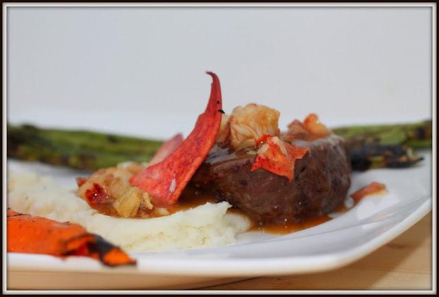 Sauce au homard et vin blanc Cinq Fourchettes