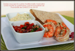 Souper pour les fans de cuisine mexicaine - Cinq Fourchettes