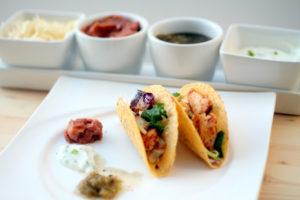 Sortir des sentiers battus - souper de Tacos mexicains - Cinq Fourchettes