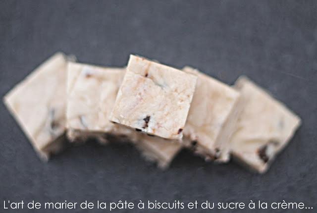 Sucre à la crème à la pâte à biscuits / Cinq Fourchettes