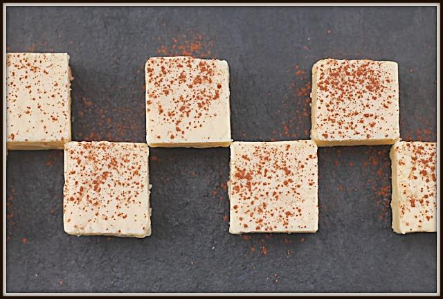 Sucre à la crème à la citrouille - Cinq Fourchettes