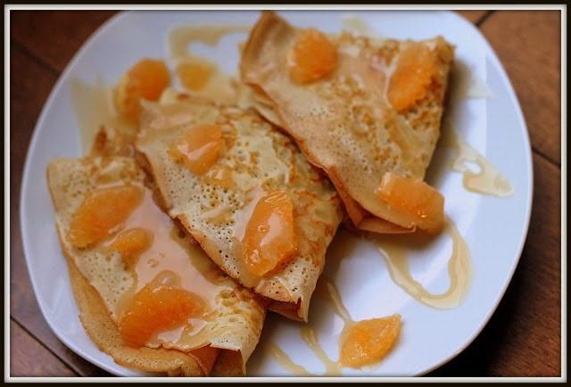 Crêpes aux clémentines et au caramel - Cinq Fourchettes Prévisualisation de l'URL:cinqfourchettes.com › crepes-aux-clementines-et-au-carame