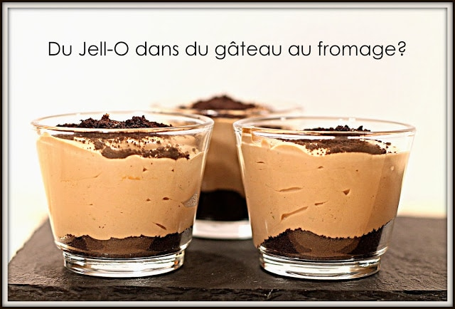 Gâteau au fromage au Jell-O ! OUI, OUI ! Cinq Fourchettes