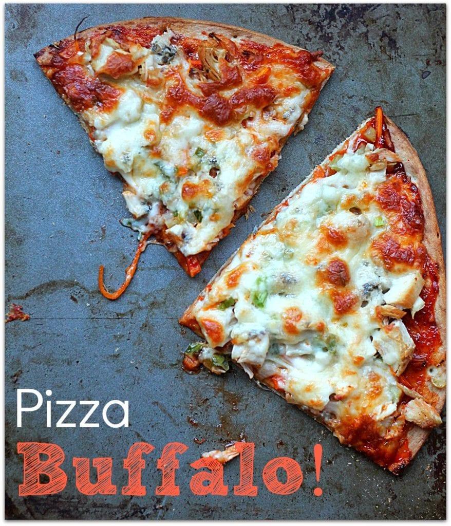 Pizza Buffalo rapido presto