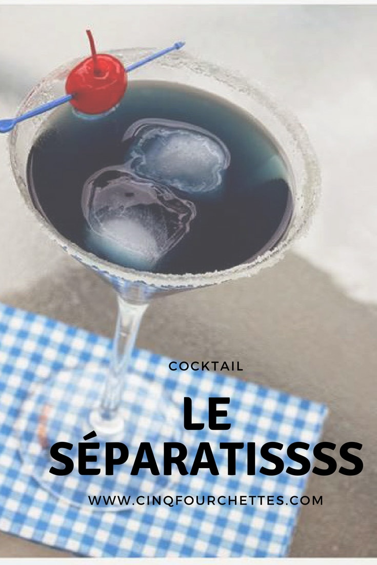"""Fêtons la Saint-Jean avec un """"Séparatissss""""! Cinq Fourchettes"""