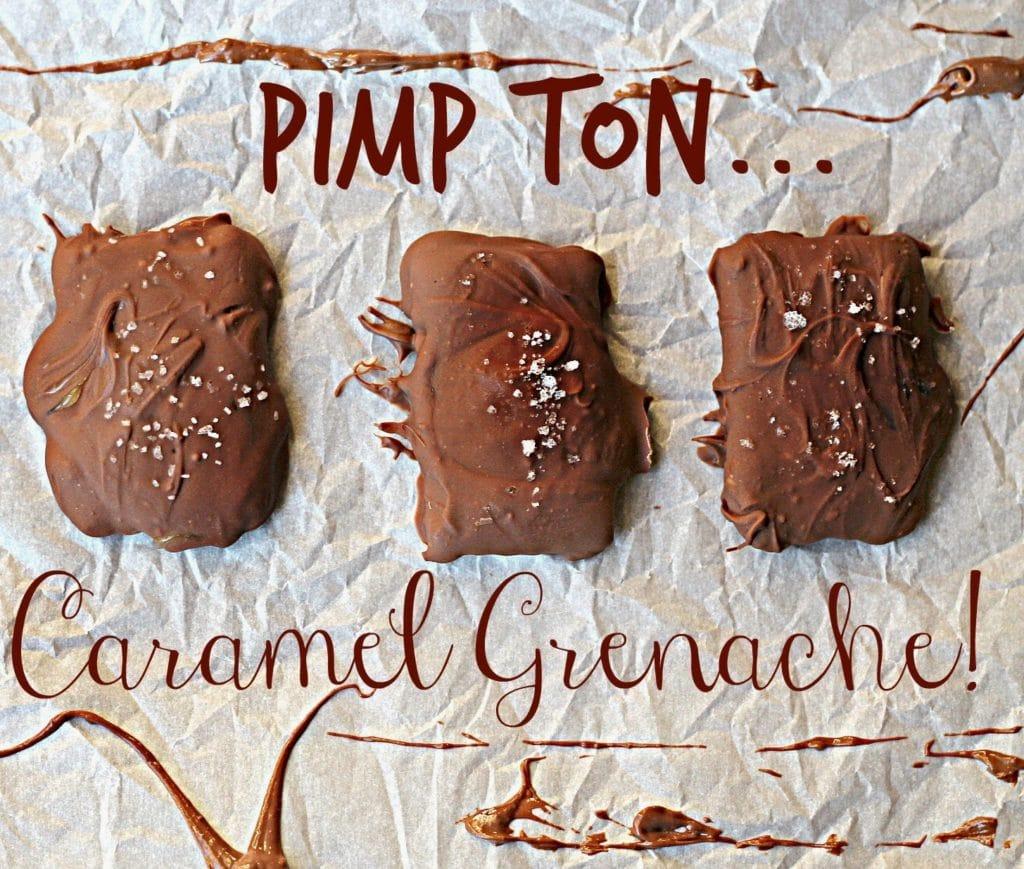 Caramel Grenache Cinq Fourchettes