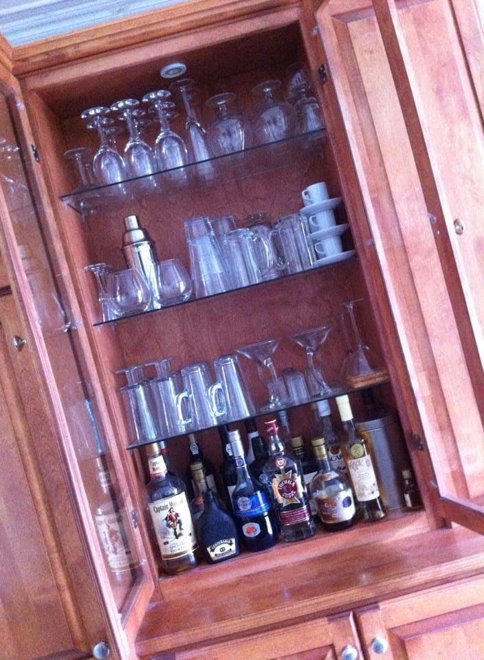 bar à la maison