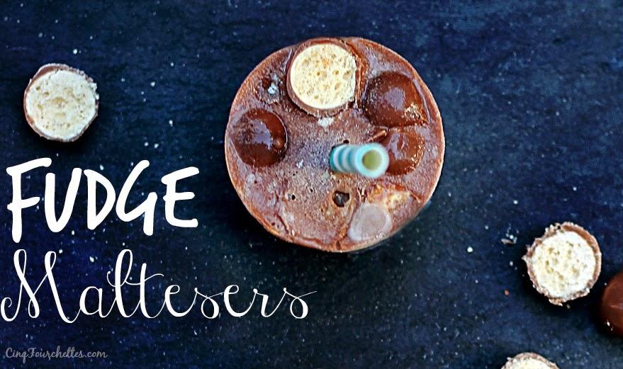 Fudges Maltesers - Cinq Fourchettes
