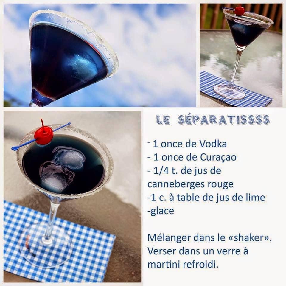 cocktail Le séparatiss