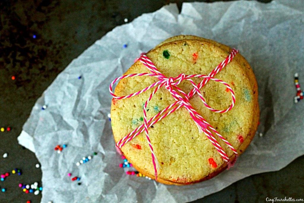 Lunchs, psychanalyse et biscuits gâteau 3 étapes - Cinq Fourchettes