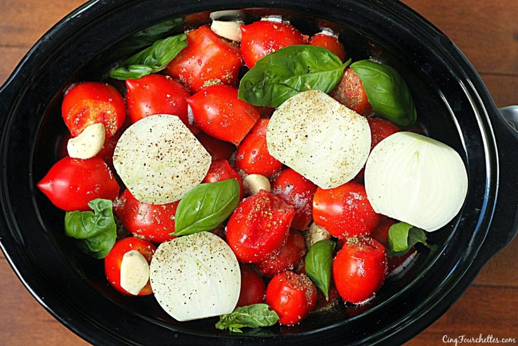 Sauce tomate aux Épices de Marie Michèle Cinq Fourchettes