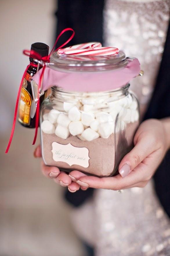 15 idées-cadeaux gourmandes en pot + des trucs pour les décorer! - Cinq Fourchettes