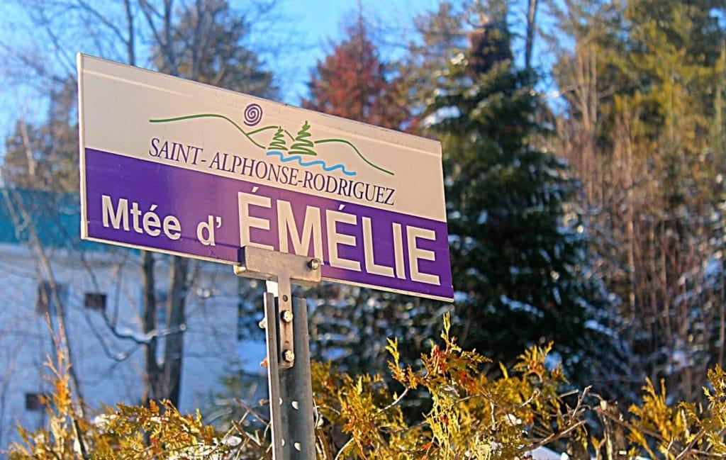 Chalets d'Émélie à Saint-Alphonse-Rodriguez
