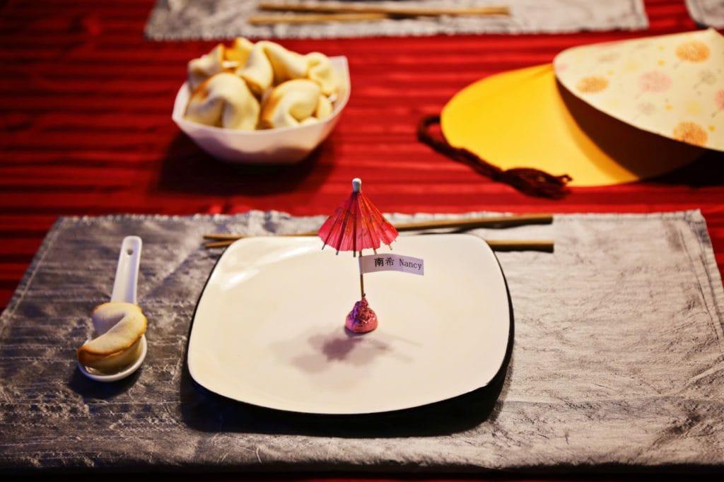 Décoration Nouvel an chinois - Cinq Fourchettes