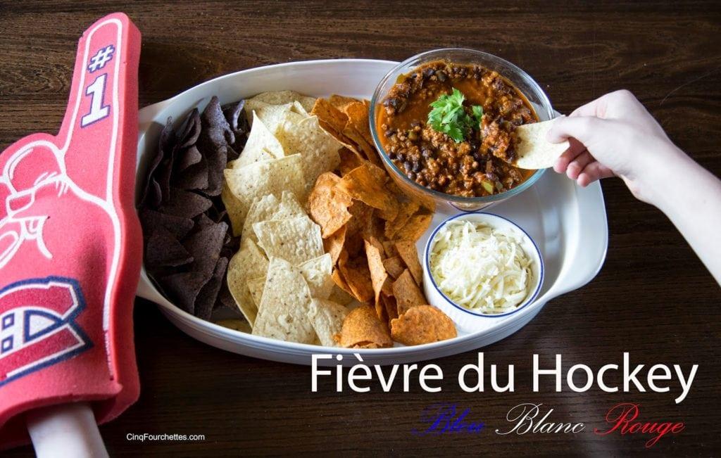 Des nachos de la fièvre des séries! - Cinq Fourchettes