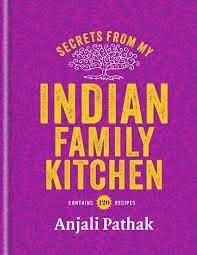 livre Indian Family Kitchen