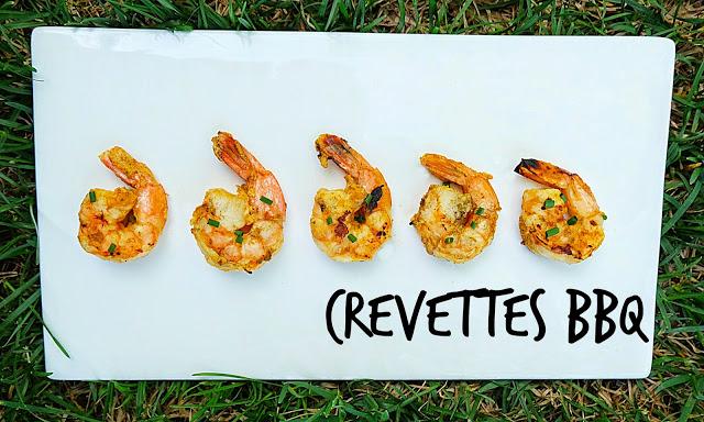 5 trucs que vous ne connaissiez pas pour votre BBQ + des crevettes au cari