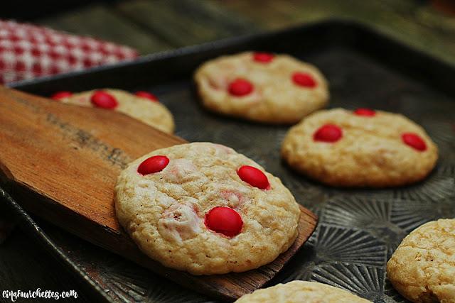 Biscuits aux smarties ''Nouvelle méthode'' - Cinq Fourchettes