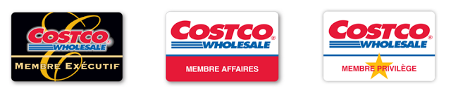 Cartes Costco