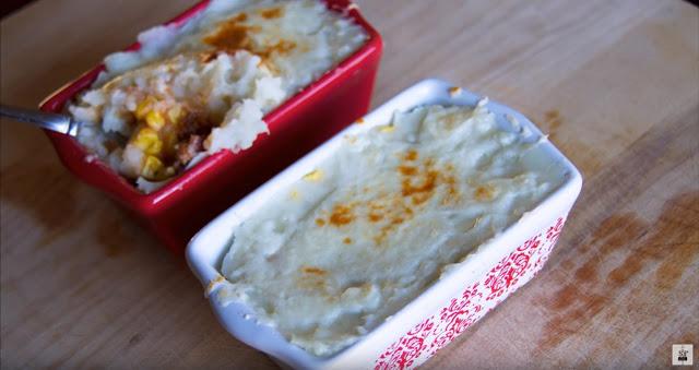 Pâté chinois au chili - Cinq Fourchettes