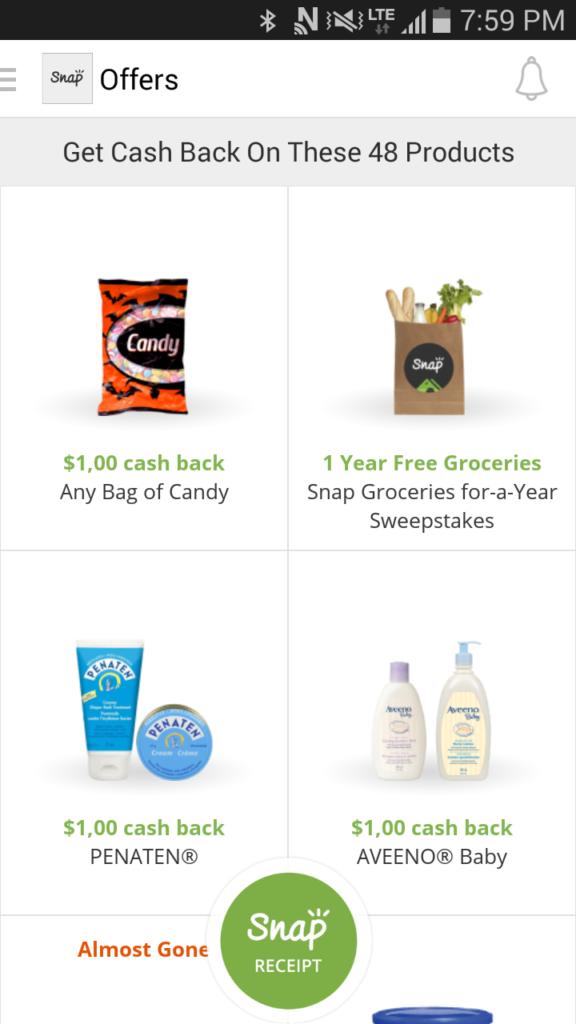 Cinq applications géniales pour économiser à l'épicerie - Cinq Fourchettes SNAP