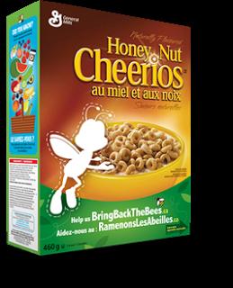 Cheerios #Ramenonslesabeilles Cinq Fourchettes