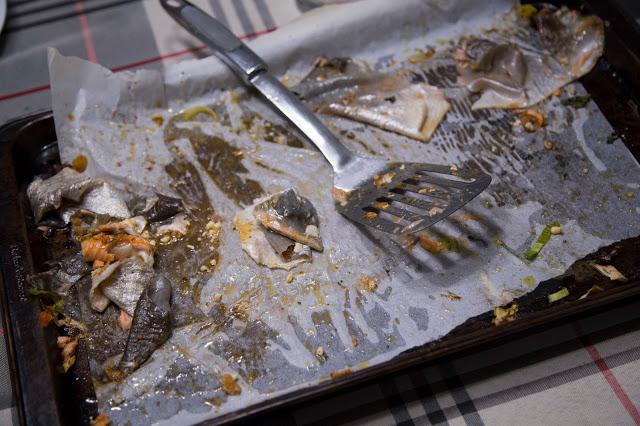 Repas santé vite fait : Truite au Feta - Cinq Fourchettes