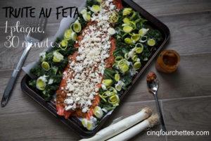 Repas santé vite fait : 1 plat, 30 minutes et pas de reste! - Cinq Fourchettes
