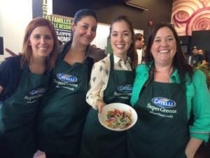 Compétition Catelli Supergreens Cinq Fourchettes Nancy Bordeleau