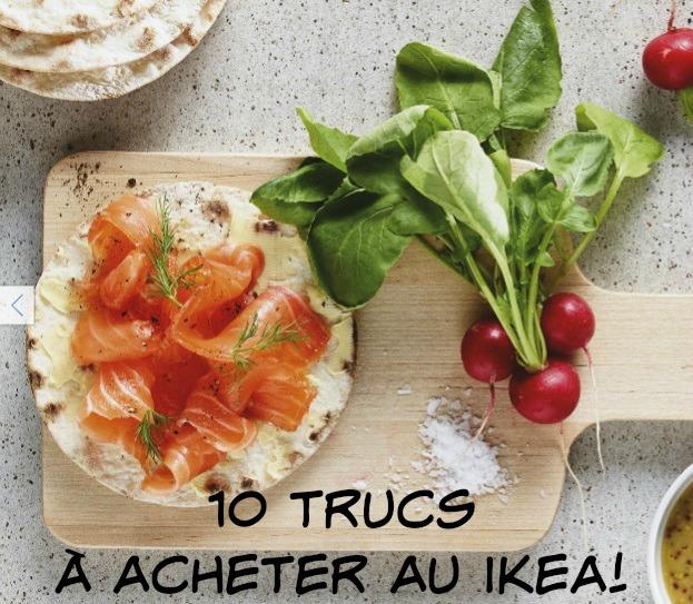 10 trucs de cuisine acheter au ikea cinq fourchettes - Acheter cuisine au portugal ...