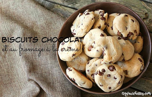 biscuits moelleux Cinq Fourchettes