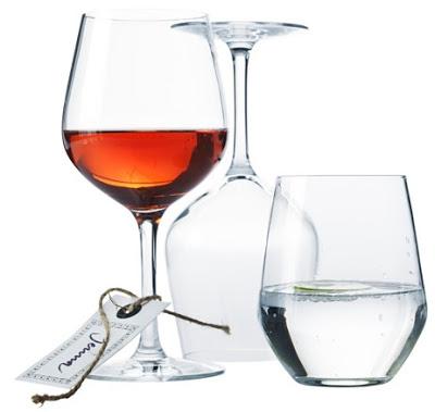 Verres à vin Ikea
