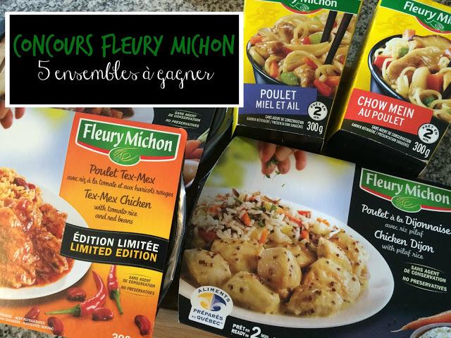 Concours Fleury Michon
