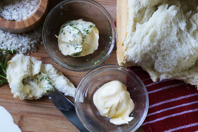 Recette facile de beurre maison