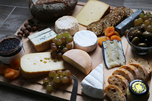 Mon plateau de fromages idéal - Cinq Fourchettes