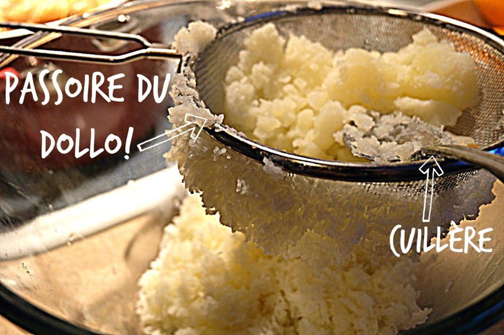 patates pilées Cinq Fourchettes
