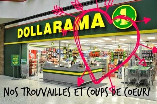 à acheter au Dollarama