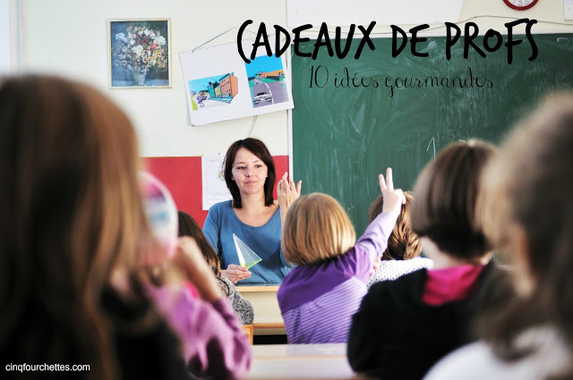 Idées cadeaux de profs