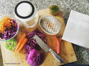 Fermentation maison / Cinq fourchettes
