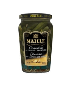 Cornichons Maille