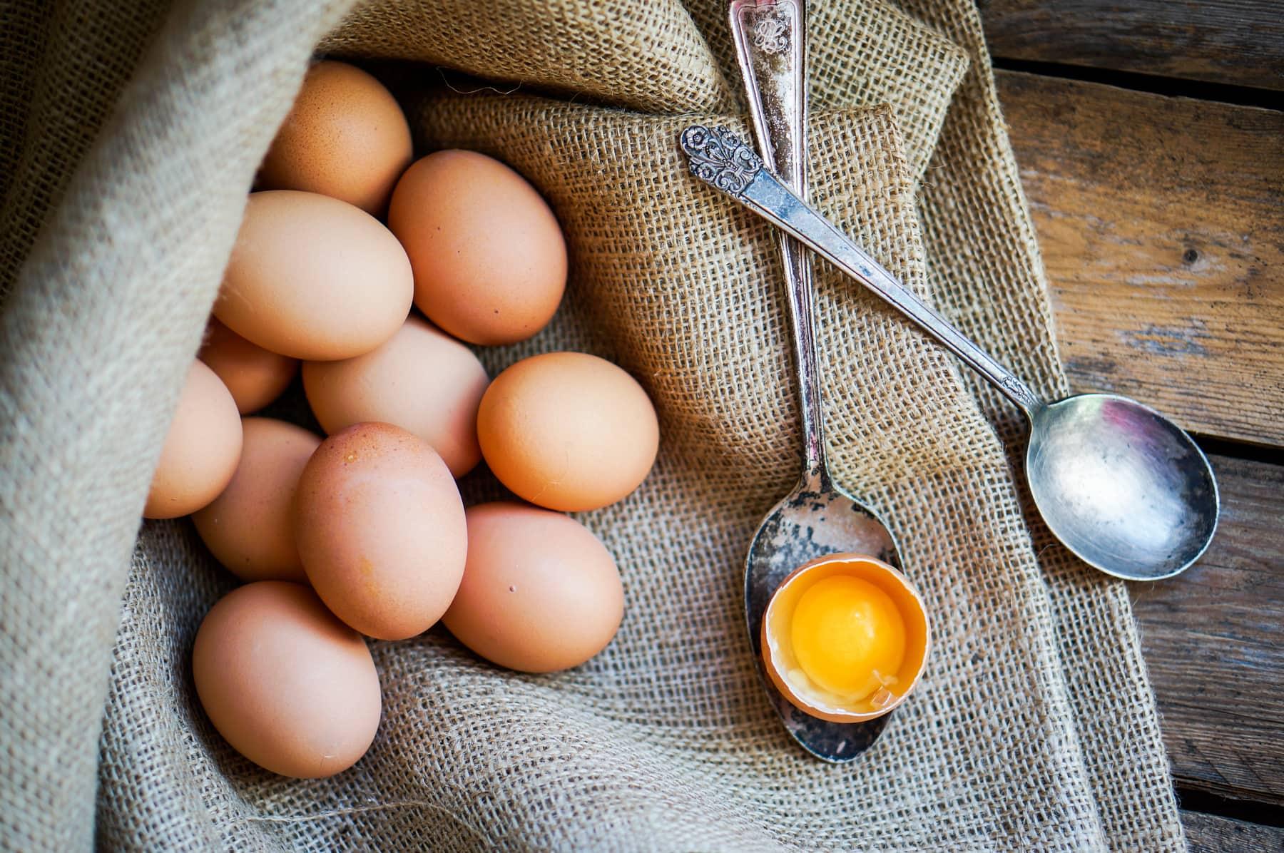 Journée internationale de l'oeuf : 3 idées originales pour déguster les oeufs Cinq Fourchettes