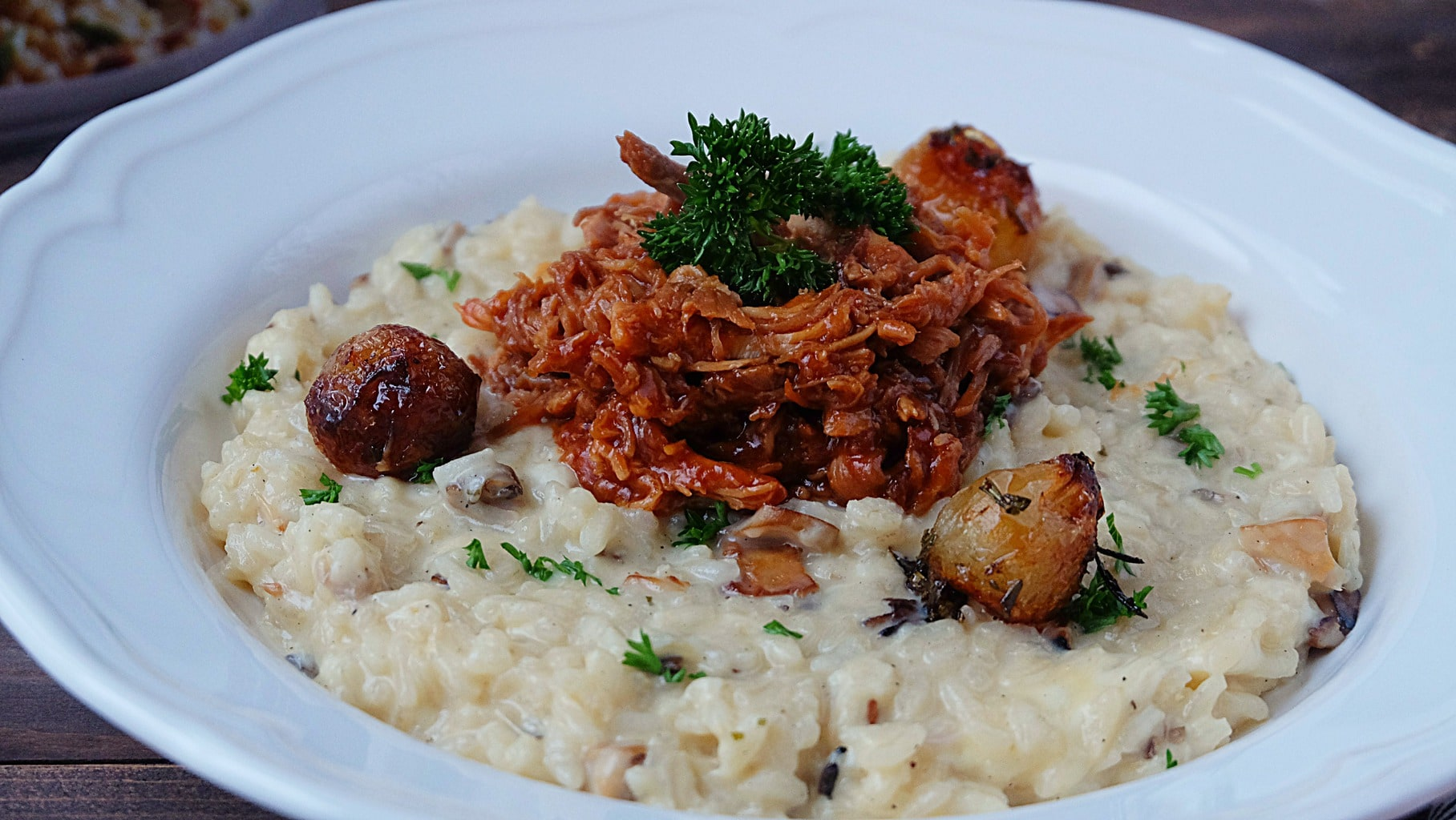risotto-porc-fromage-en-grain