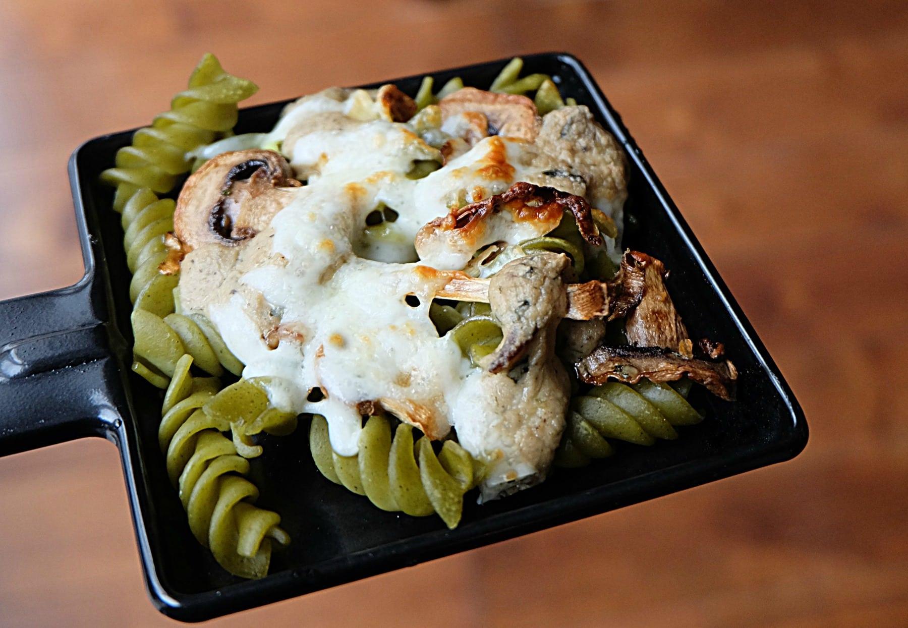 catelli-raclette-poulet-champignons