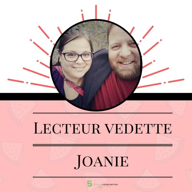 Tartare-saumon-pomme-gouda-fumé-Joanie/Cinq-Fourchettes