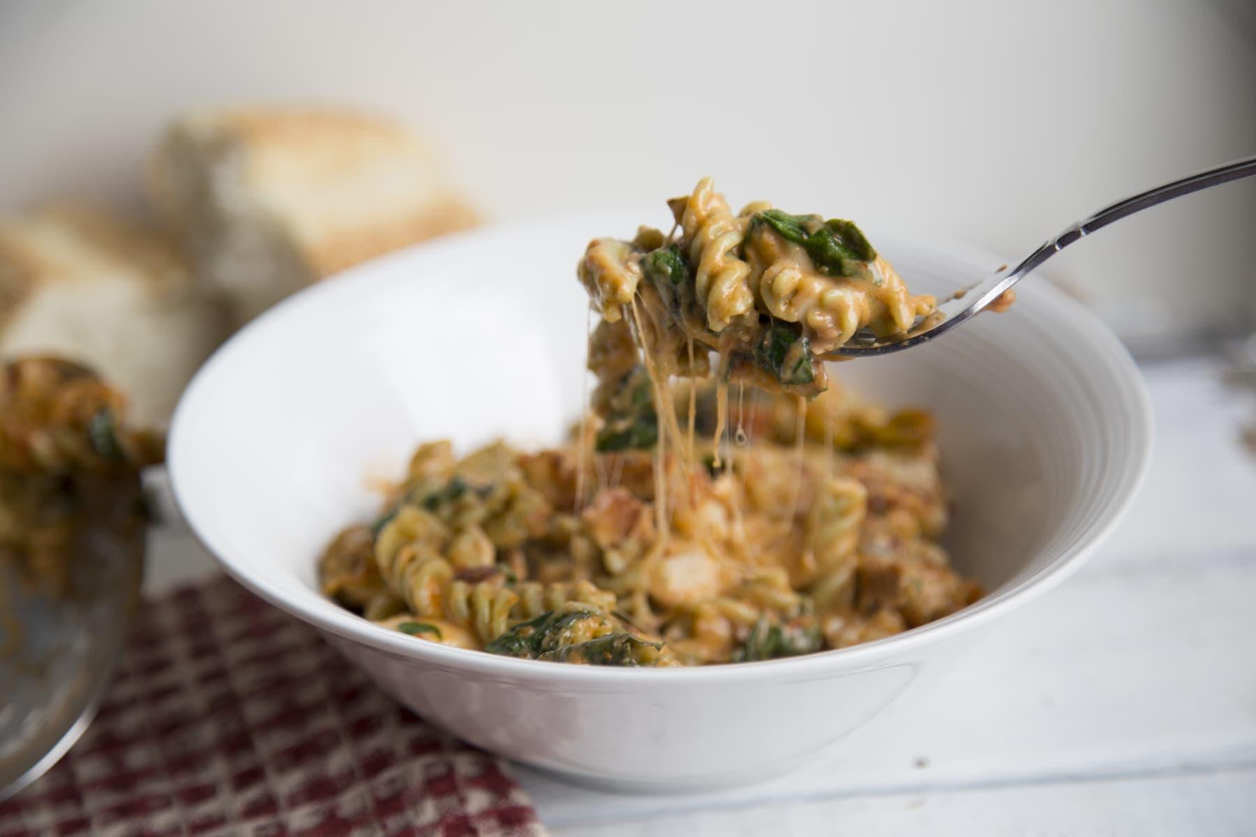 Congélation : Comment faire des repas de pâtes parfaits pour soirs pressés / Cinq Fourchettes