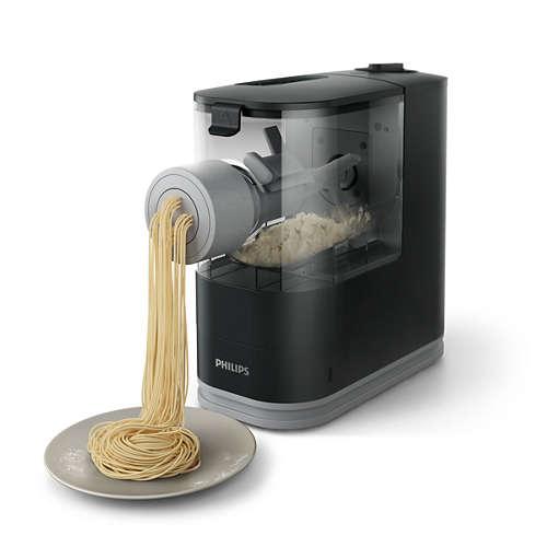 Banc d'essai : La machine à pâtes Philips #cool / Cinq Fourchettes