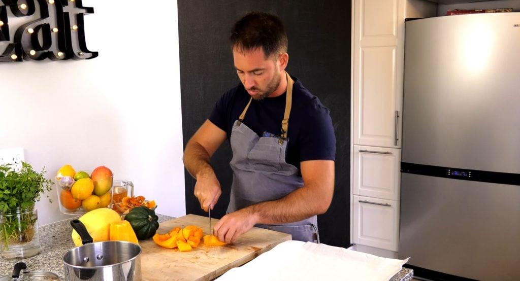 Comme un Chef : Les courges ! / Cinq Fourchettes