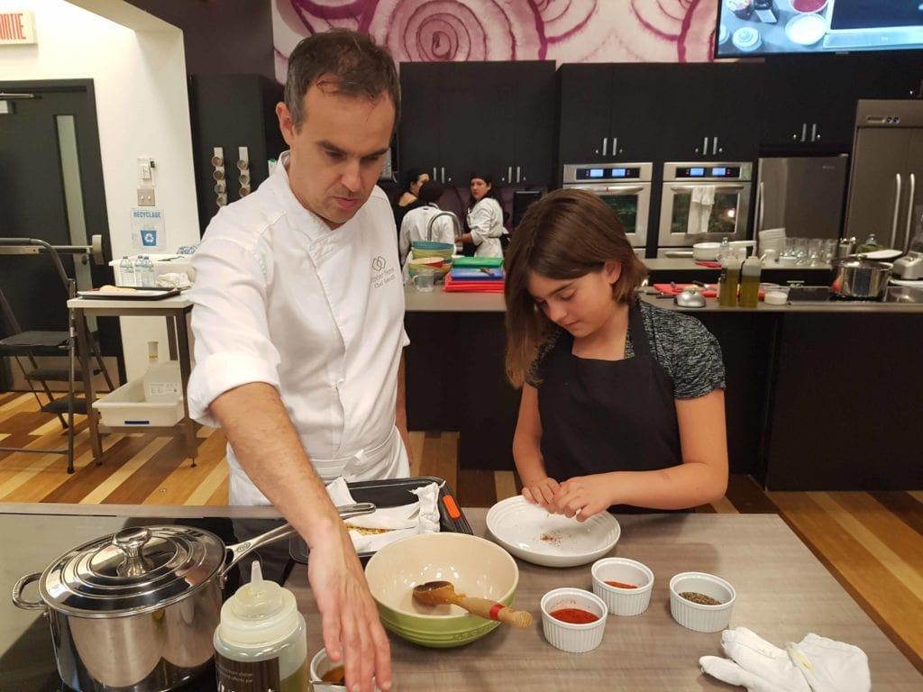 Ateliers de cuisine pour enfants avec un vrai chef cinq - Atelier cuisine pour enfants ...
